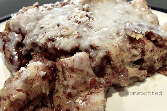 #Cinnamon French Toast Bake YUM