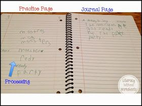 Literacy Without Worksheets: Writing to Improve Phonics Skills