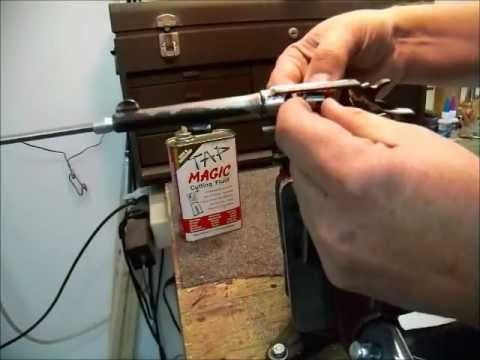 Barrel Cylinder Gap, how to video.  Makes using these tools a snap.  #Gunsmtih #Pistol #Accuracy