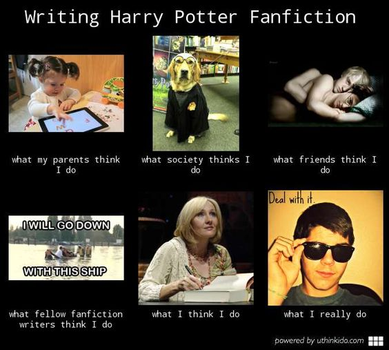 Writing Harry Potter Fanfiction