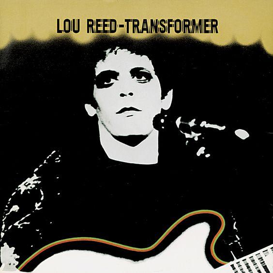 lou reed,transformer