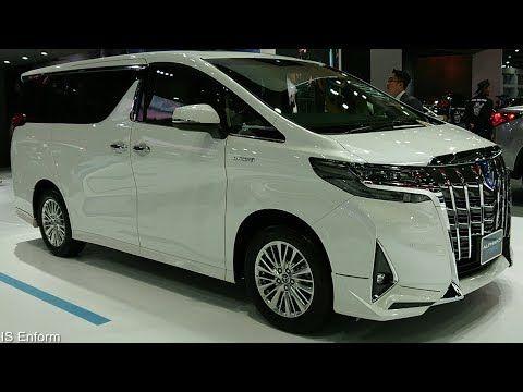2020 Toyota Alphard 2 5 Hybrid E Four In Depth Walkaround Exterior Interior Youtube In 2020 Toyota Alphard Luxury Suv Toyota