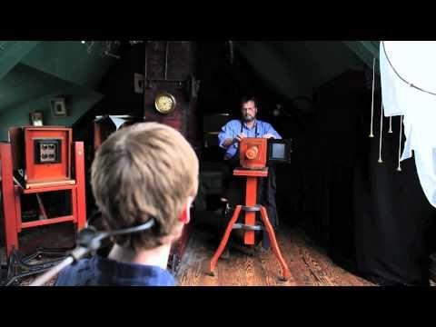 How Civil War-Era Tintype Photographs Were Made