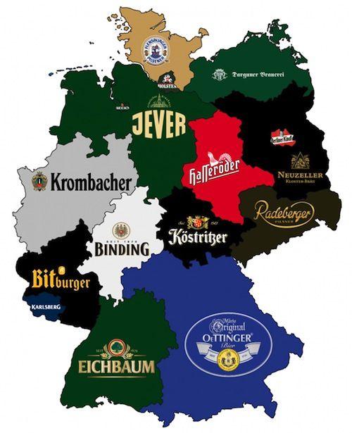 Schon lange überfällig, die CoCo new media Agentur aus München hat sich dem Thema nun endlich mal angenommen. In welchem Bundesland wird eigentlich welches Bier bevorzugt? Gemessen wurde dabei anhand der Verkaufszahlen und Beliebtheit der einzelnen Marken. Das Ergebnis seht ihr in der oben dargestellten Bierkarte. Die eigentliche Überraschung dabei: wird in eigentlich allen Bundesländern auf qualitativ hochwertiges Bier wie... Weiterlesen