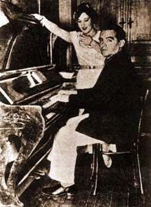 Los cuatro muleros. Federico García Lorca y la Argentinita:
