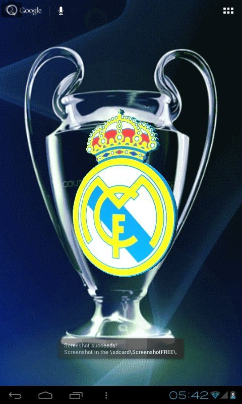 Pin On Real Madrid Logo Wallpapers