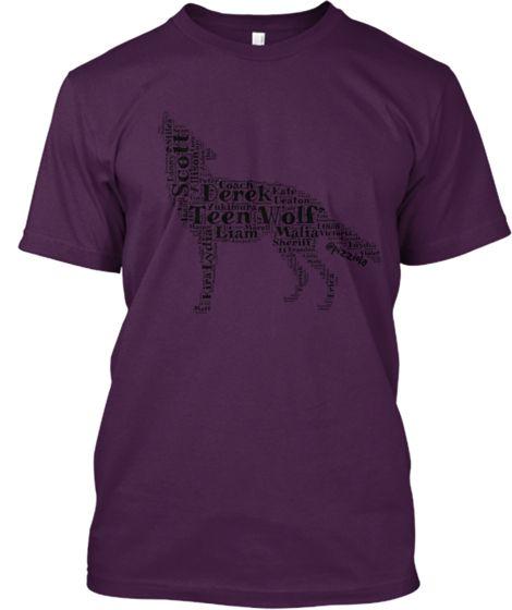 Teen Wolf T-shirt available on www.teespring.com/teenwolf9