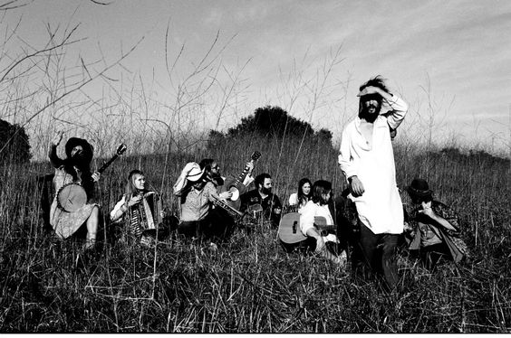 #nowplaying Edward Sharpe and the Magnetic Zeros #music
