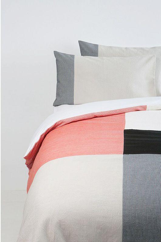 colorful bedding makeovers / sfgirlbybay:
