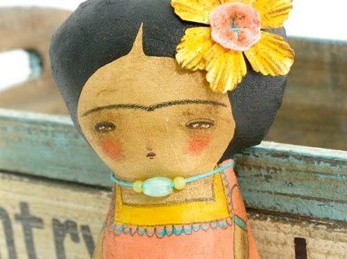 Danita Art Frida Doll