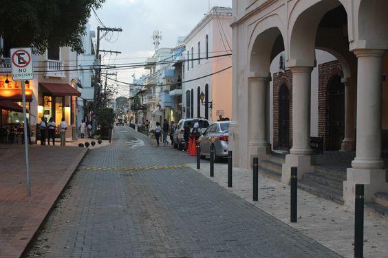 Zona Colonial Santo Domingo.  Foto: Angel Javier Rosario: