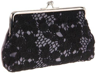 Magid 6706 Clutch,Pewter/Black,One Size $31.00