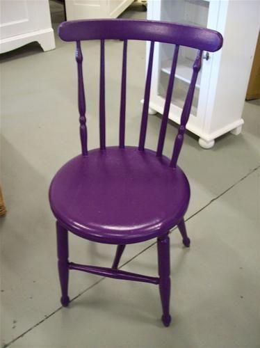 Purple Chair, Dark Purple And Purple On Pinterest