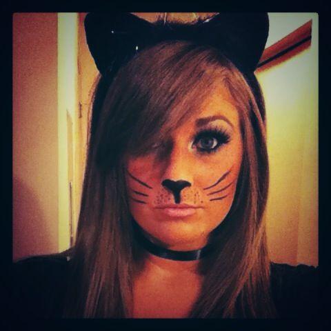 Cat Whiskers Makeup Mugeek Vidalondon