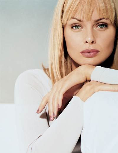 Izabella Scorupco (b 1970) Polish-Swedish actress and model