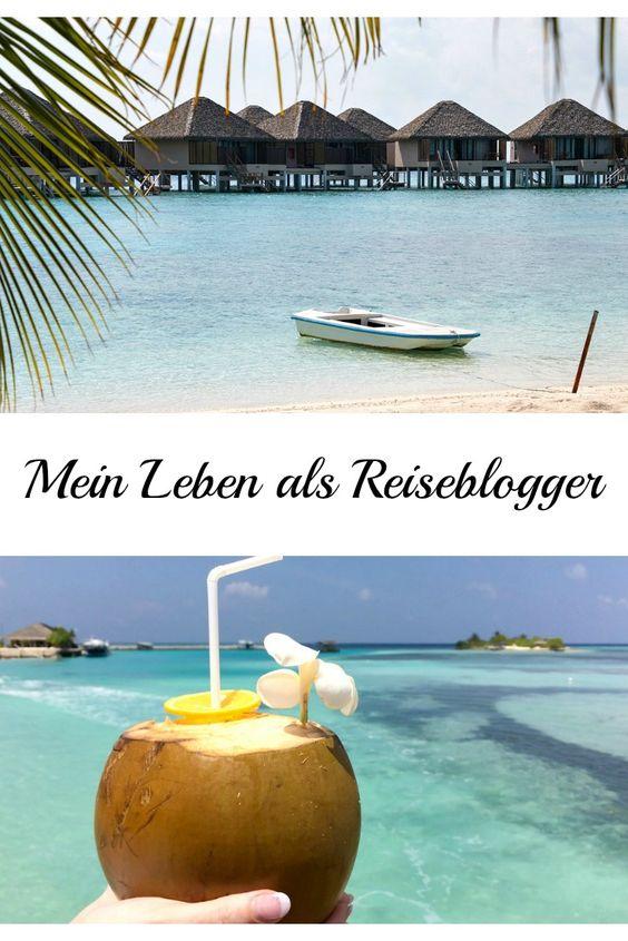 Mein Leben als Reiseblogger #Reiseblog #Reiseblogger #travelblog #travelblogger