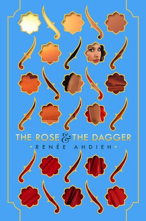 The Rose and the Dagger by Renée Ahdieh | The much anticipated sequel to THE WRATH AND THE DAWN.