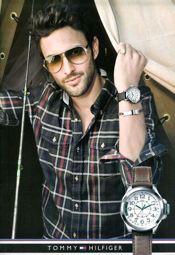 Relojes Tommy,reflejan el mas puro estilo Tommy