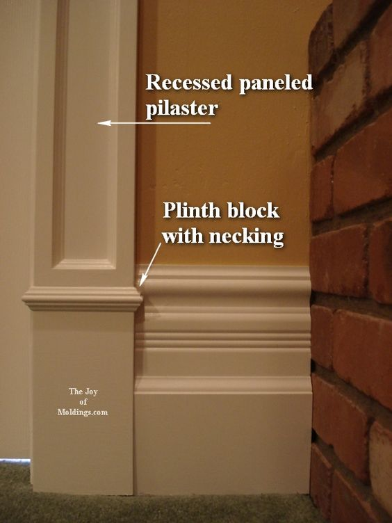 Victorian Exterior Trim | How to Build DOOR TRIM-114 for About $60.00 | The Joy of Moldings