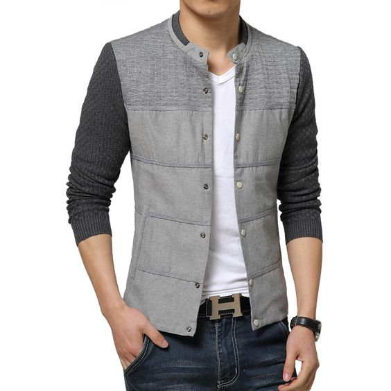 Cheap clothes, Buy Quality jacket clothes directly from China jacket outdoor Suppliers: New PU Leather Jacket Men Fashion Korean Slim Fit Casual Mens Leather Jackets and Coats Solid Zipper Stand Collar Outwea
