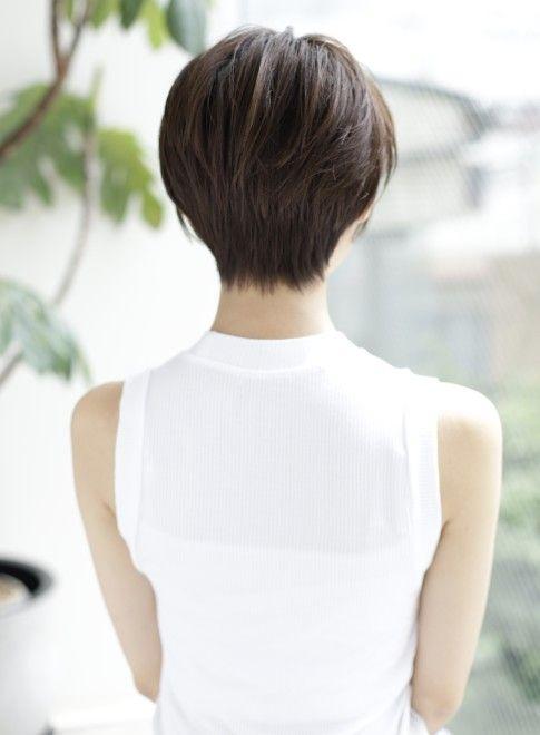 ボード 女性の短い髪 のピン