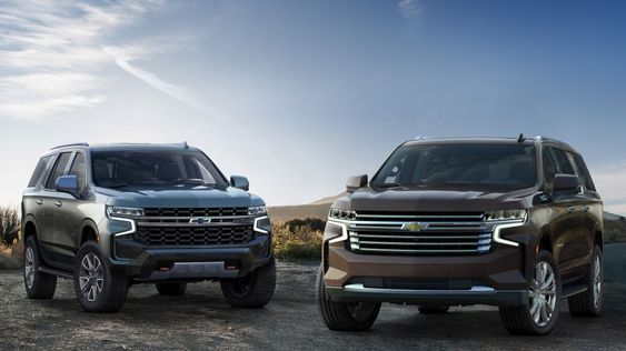 Chevy S 2021 Tahoe And Suburban Add Ota Updates And Big Screens