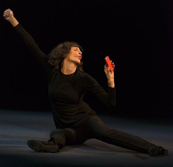 Valerie Lemercier, Théâtre du Châtelet, TS3 Production