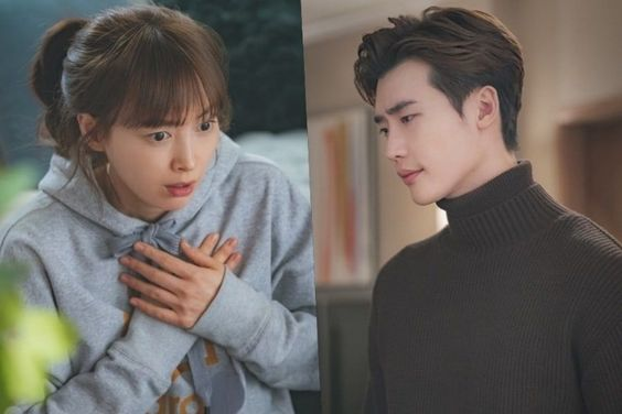 "Things Begin To Change Between Lee Na Young And Lee Jong Suk In ""Romance Is A Bonus Book"""