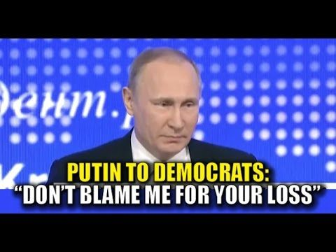 Russia Cuts Off Fiunding To Democrats