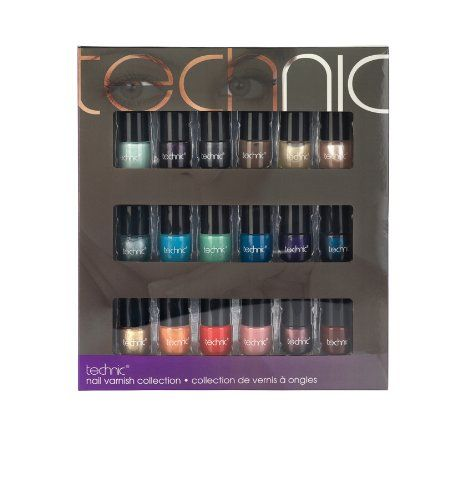 Technic Coffret de vernis à ongles