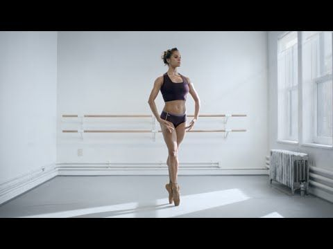 ▶ Misty Copeland - I WILL WHAT I WANT - #YouTube