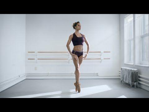 ▶ Misty Copeland - I WILL WHAT I WANT - #YouTube