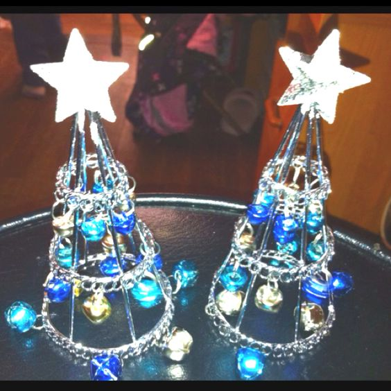 Pin by edmund blacklabber on craft and hobby inspiration for Michaels crafts christmas trees