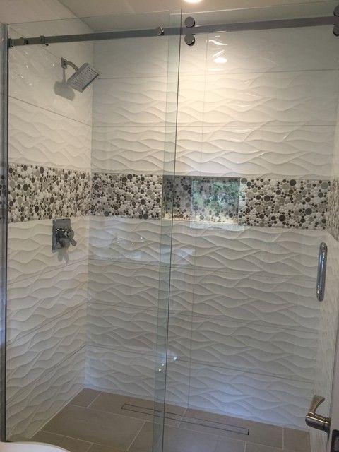 Kamar Mandi Hausdekoration Dekoration Einrichten Wohnideen Schlafzimmer Wohnung Bathroom Shower Walls Bathroom Inspiration Decor Bathroom Remodel Shower