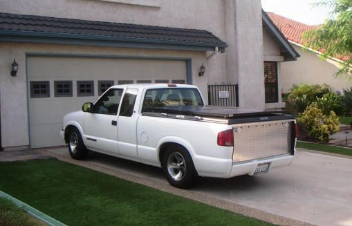 finished truck in driveway 9 14 06.JPG 509×327 pixels