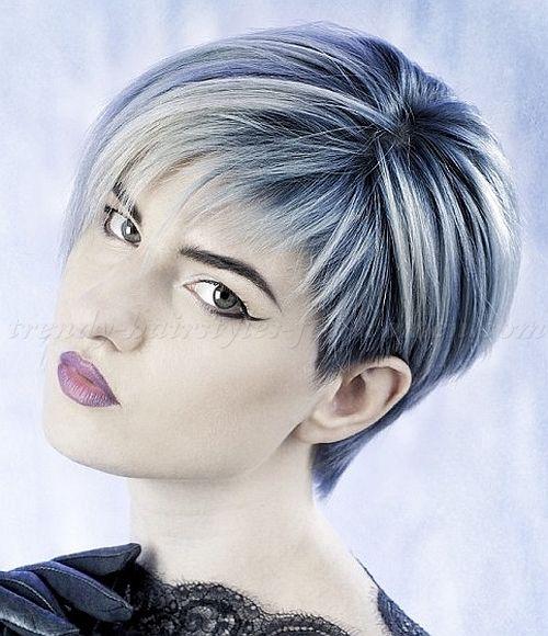 Astonishing Short Hairstyles Bangs Short Hair And Hairstyles On Pinterest Short Hairstyles Gunalazisus