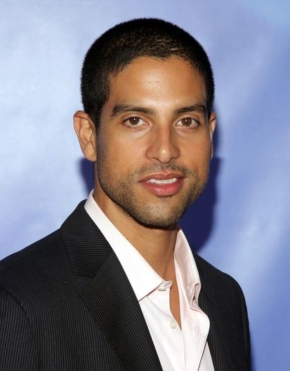 Adam Rodriguez: He's even hotter when he's angry