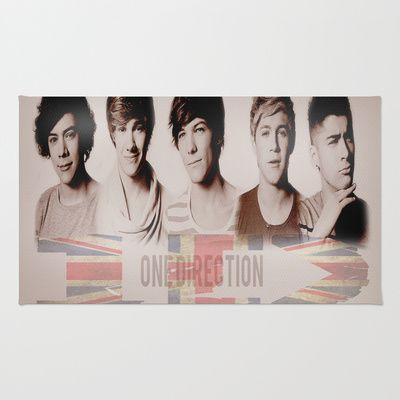 one direction RUG