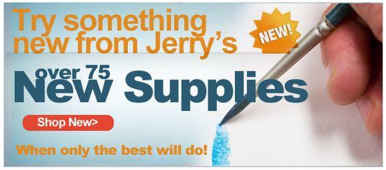 Dec 05, · 41 reviews of Jerry's Artarama