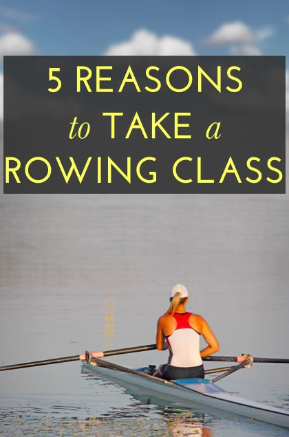 Lately, crew has spread beyond the Ivy League and gone mainstream. Here are 5 reasons why rowing is having such a moment.