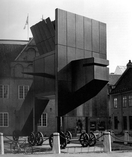 John Hejduk JOHN HEJDUK What is decisive about his work is that it