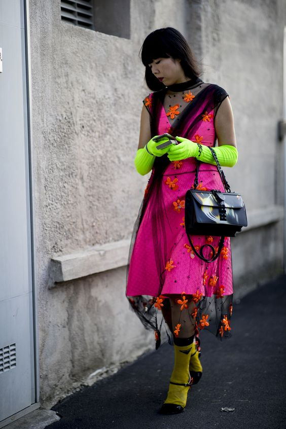 The Best Street Style Of Milan Fashion Week SS19- ellemag