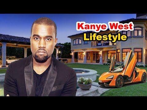 Kanye West Lifestyle Girlfriend Family Net Worth House Car Age Biography 2019 Youtube Kanye West Net Worth Kanye