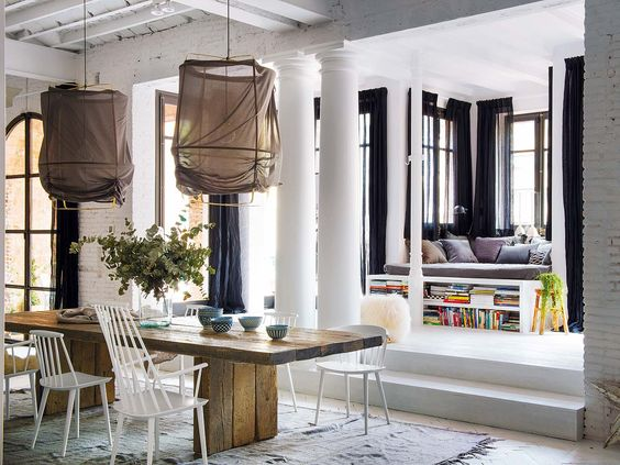 Inspiring home in Barcelona