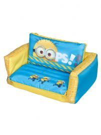 Tufted Sofa Despicable Me Minion Flip Out Sofa