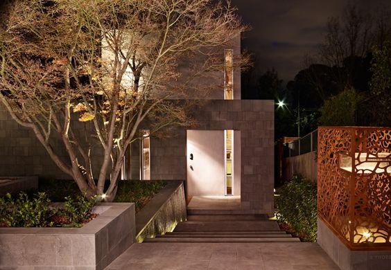 Karlusic Residence by Hirsch Bedner Associates | HomeDSGN