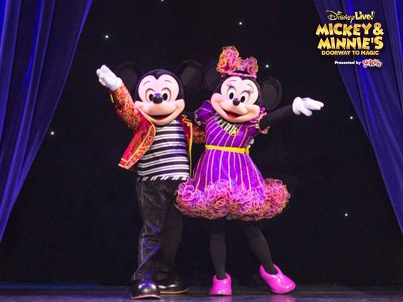 mickey and minnie doorway to magic - Google Search