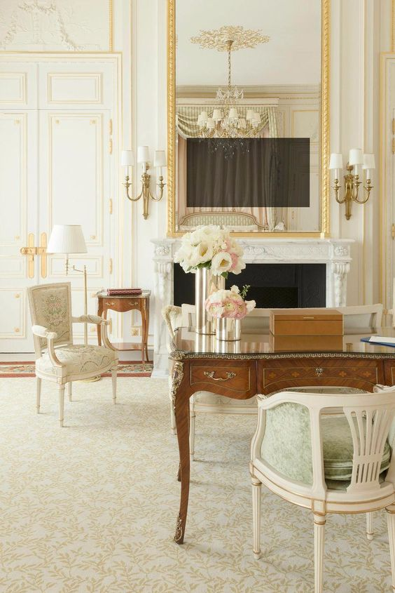 #ParisRitz. After four years of costly renovations, the 19th-Century Ritz Paris reemerged full of splendor. Ritz Paris (Paris, France) - Jetsetter