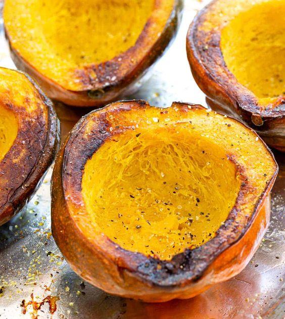 How To Cook Acorn Squash Recipe Acorn Squash Cooking Acorn