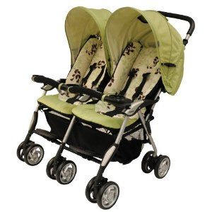 Combi Twin Sport Side by Side Double Stroller. | Infant & Child ...